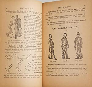 How To Dance: Most complete instructions, (with illustrations) in the art of dancing ever publish...
