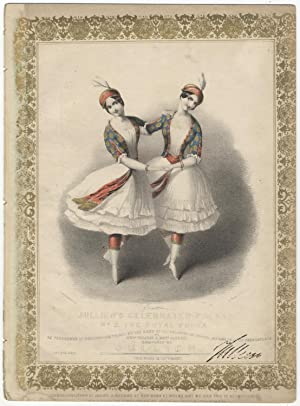 Jullien's Celebrated Polkas No. 2. The Royal Polka. As performed at Buckingham Palace by the band...