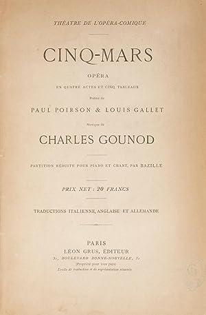 charles gounod - Antiquarisch/Gebraucht - Bücher - ZVAB