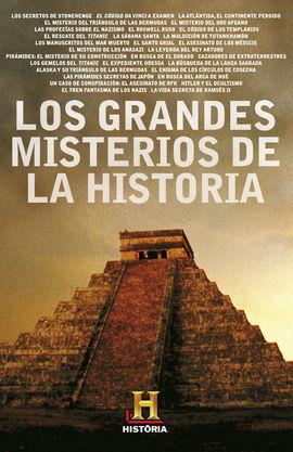 LOS GRANDES MISTERIOS DE LA HISTORIA - VV.AA.