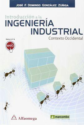 INTRODUCCION A LA INGENIERA INDUSTRIAL