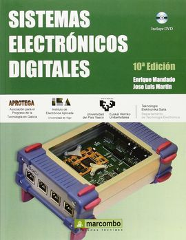 SISTEMAS ELECTRONICOS DIGITALES 10/E+(DVD)