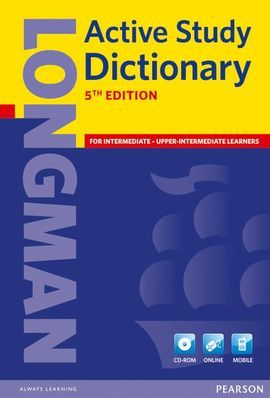 LONGMAN ACTIVE STUDY DICTIONARY + CD