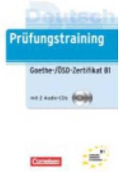 9783060208975 Prüfungstraining Goethe Zertifikat B1 Cornelsen
