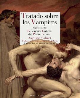 TRATADO SOBRE LOS VAMPIROS: CALMET, AUGUSTIN