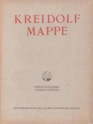 Kreidolf Mappe. Zusammengestellt u. eingeleitet von Leopold: Kreidolf, Ernst. -.