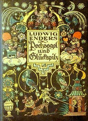 Pechvogel und Glückspilz. Ein Bilderbuch.: Enders, Ludwig.