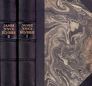 Ulysses. (Vom Verfasser geprüfte, definitive deutsche Ausgabe: Joyce, James.