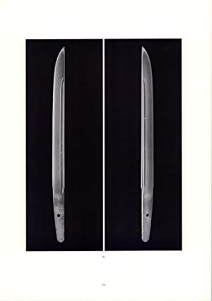 One hundred masterpieces from the collection of Dr. Walter A. Compton. Japanese swords, sword fit...