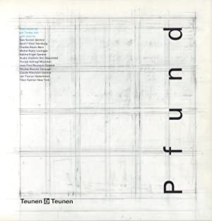 Pfund. (Weight and see. Expositions: Techno, Rotterdam,: Pfund, Sophie /