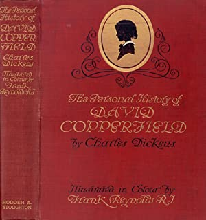 The Personal History of David Copperfield. Illustrated: Dickens, Charles.