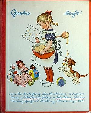 Grete kocht!. Ein Kinderkochbuch für Kinder von: Holst, Adolf.