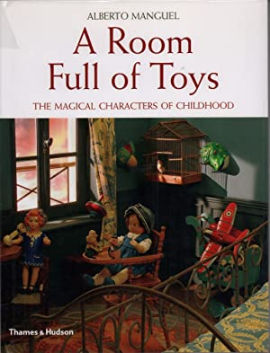 A room full of toys. The magical characters of childhood. Photography by Michael Pintado. Art dir...