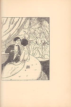Wälsungenblut. Mit Steindrucken von Th. Th. Heine: Mann, Thomas.