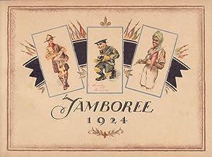 Jamboree 1924. 10.-24. August in Kopenhagen /
