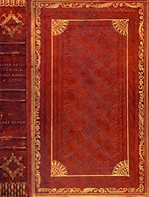 The Giaour, a fragment of a Turkish: Byron, George Gordon