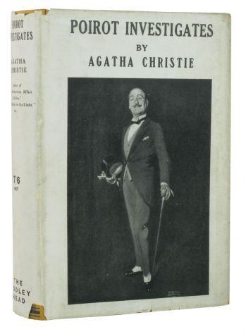 POIROT INVESTIGATES: Christie, Agatha