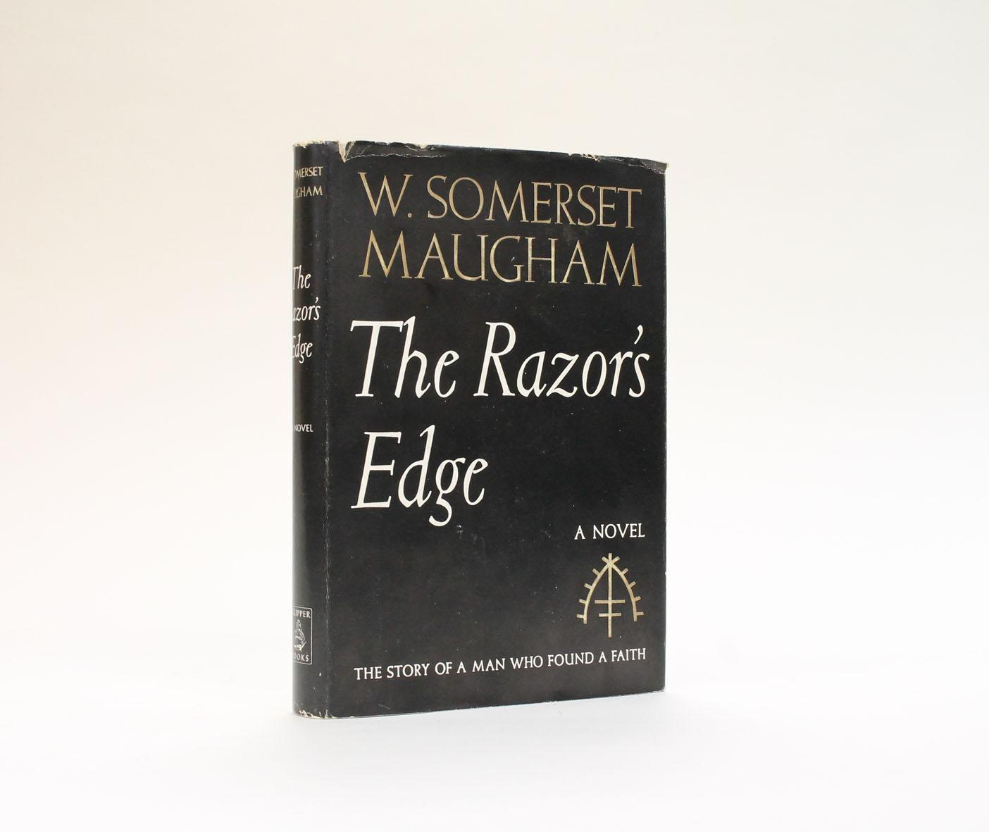 somerset maugham essay The luncheon - william somerset maugham essay  i caught sight of her at the play and in answer to her beckoning i went over during the interval and sat down beside her - the luncheon - william somerset maugham essay introduction.