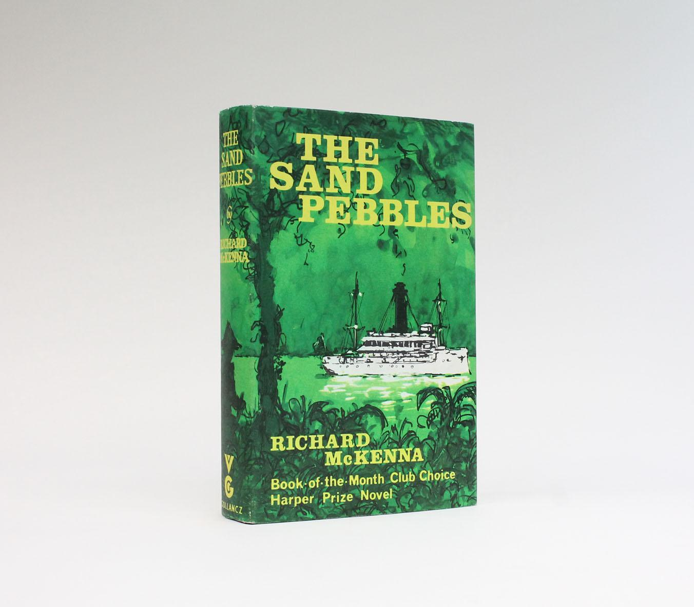 THE SAND PEBBLES McKenna, Richard