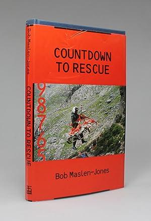 COUNTDOWN TO RESCUE: Maslen-Jones, Bob