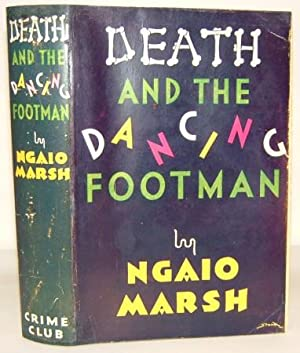 DEATH AND THE DANCING FOOTMAN: Marsh, Ngaio