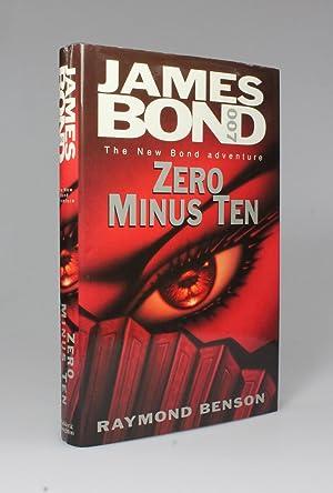 ZERO MINUS TEN: Benson, Raymond