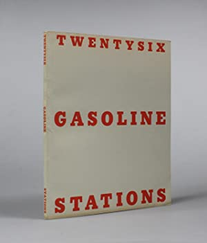 TWENTYSIX GASOLINE STATIONS: Ruscha, Edward