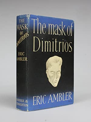 THE MASK OF DIMITRIOS: Ambler, Eric