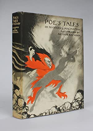 POE'S TALES OF MYSTERY AND IMAGINATION: Rackham, Arthur; illustrates Edgar Allan Poe