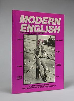 MODERN ENGLISH. A Trendy Slang Dictionary.: Blowdryer, Jennifer