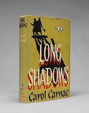 LONG SHADOWS: Carnac, Carol also writes as E. C. R. Lorac (pseudonym of Edith Carol Rivett)