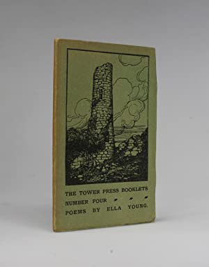 POEMS. The Tower Press Booklets. Number Four.: Young, Ella