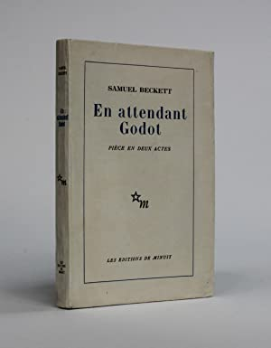 EN ATTENDANT GODOT (Waiting for Godot): Beckett, Samuel