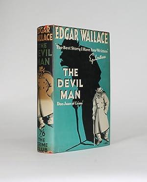 THE DEVIL MAN: Wallace, Edgar