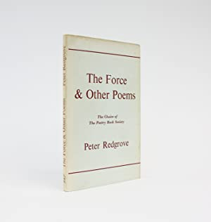 THE FORCE AND OTHER POEMS: Redgrove, Peter