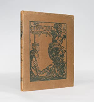 THE GIRL AND THE FAUN: Phillpotts, Eden; illustrated by Frank Brangwyn