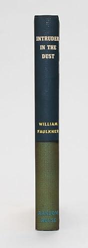 INTRUDER IN THE DUST: Faulkner, William