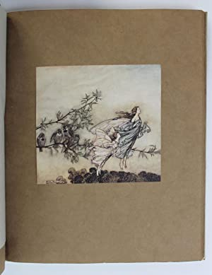 PETER PAN IN KENSINGTON GARDENS: Rackham, Arthur illustrates J. M. Barrie