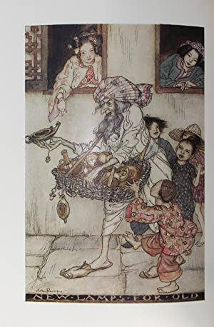 THE ARTHUR RACKHAM FAIRY BOOK: Rackham, Arthur