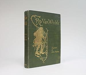 RIP VAN WINKLE: Rackham, Arthur illustrates;