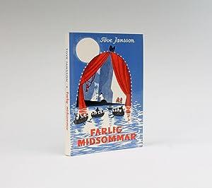 FARLIG MIDSOMMAR (English title: Moominsummer Madness).: Jansson, Tove