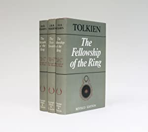 THE LORD OF THE RINGS. Comprising The: Tolkien, J. R.