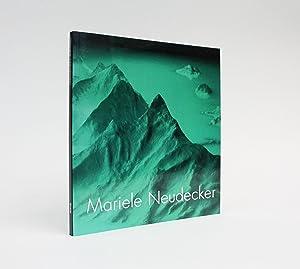 MARIELE NEUDECKER The Magic Mountain; Testing The Mind's Eye; Monuments to the Souvenir.: Neudecker...