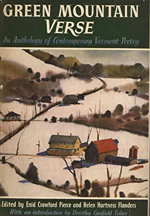 Green Mountain Verse, An Anthology of Contemporary: Pierce, Enid Crawford