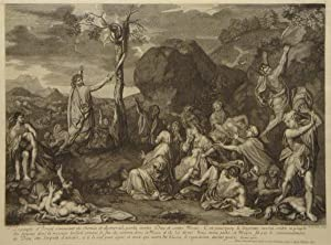 Moïse et le Serpent d'Airain (Moses and: Audran, Louis (Lyon