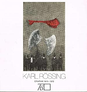Karl Rössing, Graphik 1915-1972
