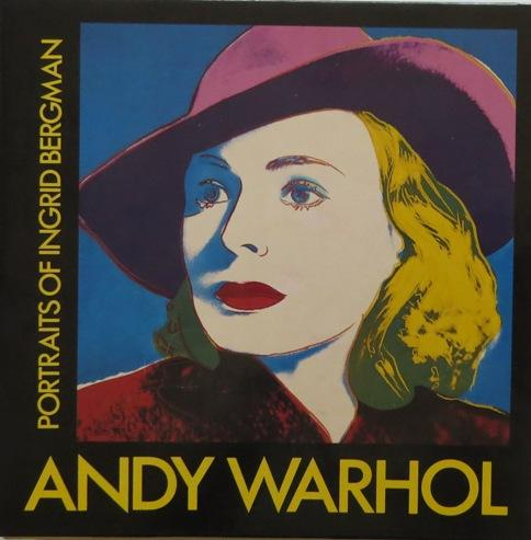 -Poster sm Andy Warhol-Ingrid with Hat