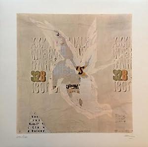 Biennale 1964, poster. From 'Les Nouveaux Réalistes (Realistes). Moderne Kunst-Auflagen...