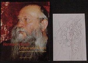 Hermann Nitsch. Leben und Arbeit. SIGNED/PRISTINE COPY.: Nitsch, Hermann - Spera, Danielle.