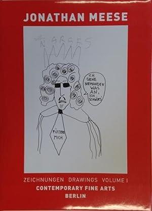 Jonathan Meese: Zeichnungen Drawings Volume I. MINT COPY.: Meese, Jonathan - Hackert, Nicole.